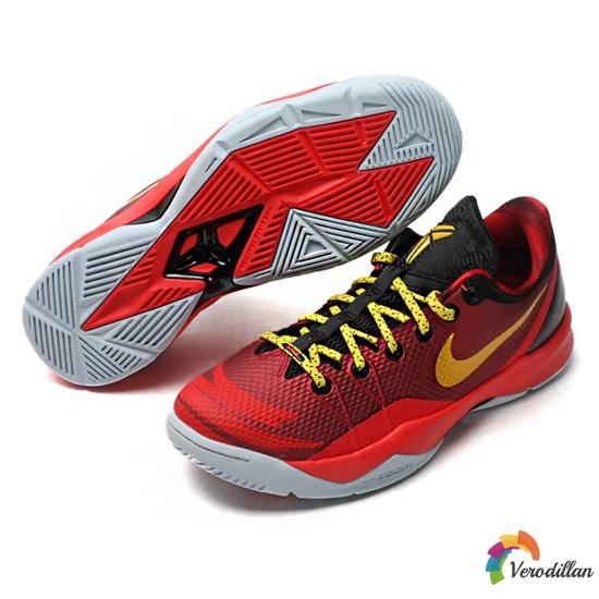 耐克Kobe Venomenon 4篮球鞋实战测评