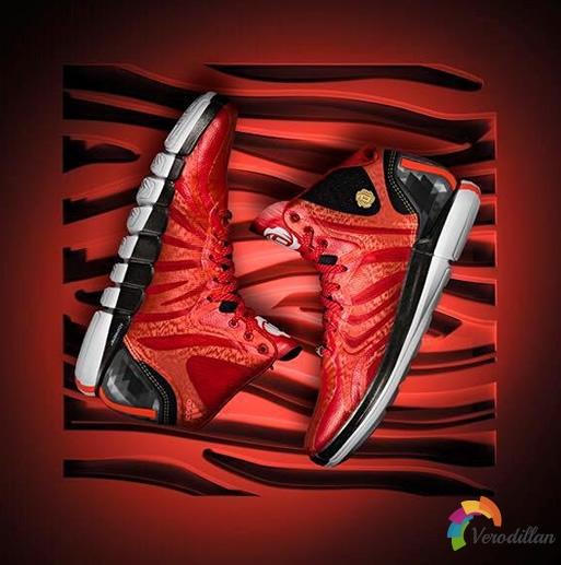 阿迪达斯D Rose 4.5篮球鞋实战测评
