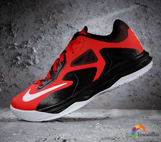 耐克LEBRON ST III篮球鞋实战测评