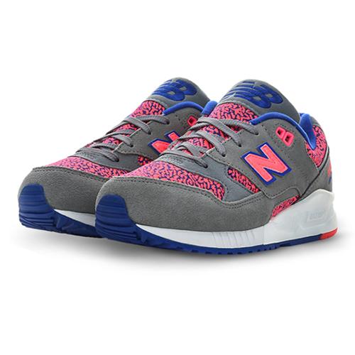 新百伦W530KIE女子跑步鞋图4高清图片
