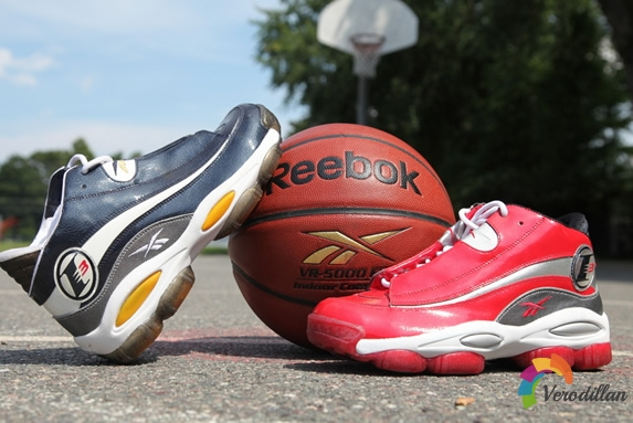 锐步THE ANSWER DMX10篮球鞋实战测评