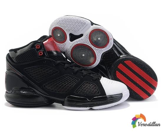 阿迪达斯adiZero Rose 1.5篮球鞋实战测评2
