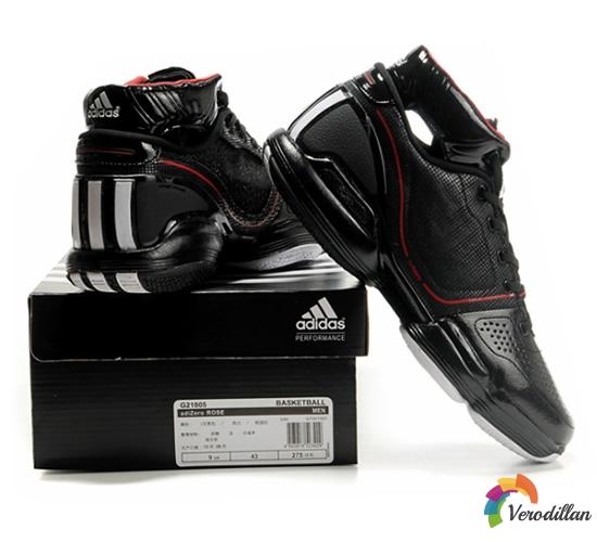 阿迪达斯adizero Rose 1.0篮球鞋实战测评