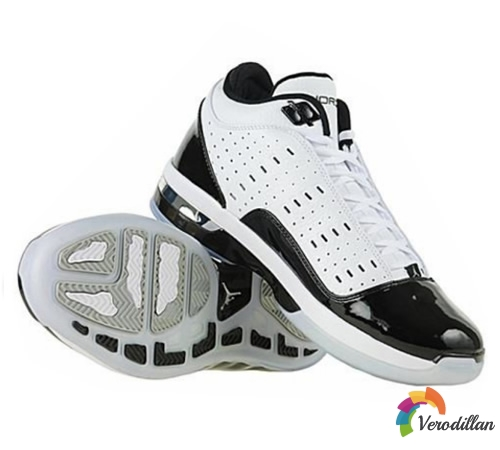 Air Jordan One6One7篮球鞋实战测评