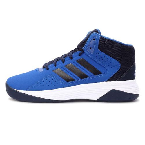 阿迪达斯AQ1558男子篮球鞋图1高清图片