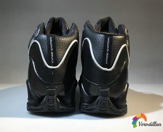 耐克Shox VC II篮球鞋实战测评2