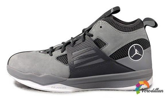 JORDAN CP3 ADVANCE篮球鞋实战测评[图文]