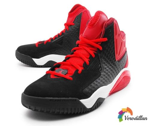 Air Jordan F2F III篮球鞋实战测评[图文]