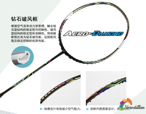 [视频]胜利HX-900X羽毛球拍细节深度解析