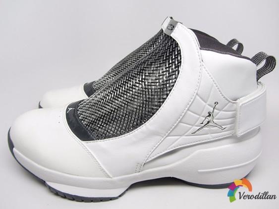 Air Jordan 19篮球鞋实战测评[图文]