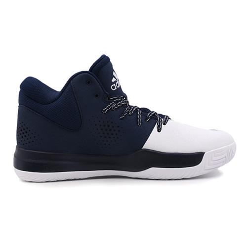 阿迪达斯BY4187 Court Fury 2017男子篮球鞋图2高清图片