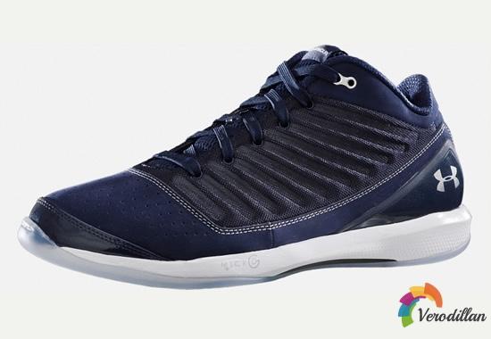 安德玛Micro G Supreme篮球鞋实战测评[图文]