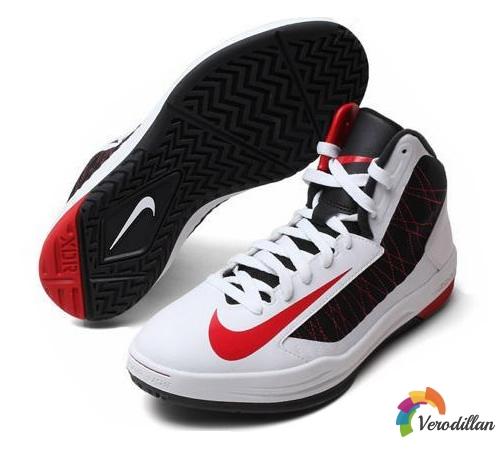 [图文]耐克HYPER LAYUP篮球鞋实战测评