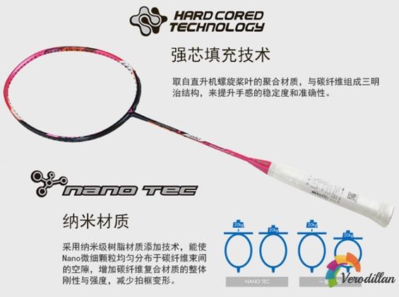 [图文]胜利HX-100羽毛球拍细节深度解析
