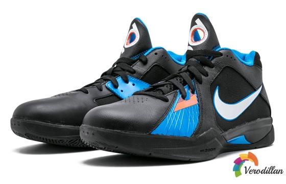 [图文]耐克Zoom KD3篮球鞋实战测评
