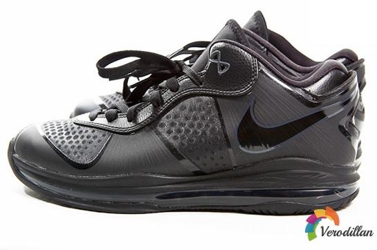 [图文]耐克LEBRON 8 V2 LOW篮球鞋实战测评