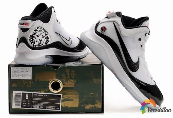 [图文]耐克LEBRON VII P.S.篮球鞋实战测评