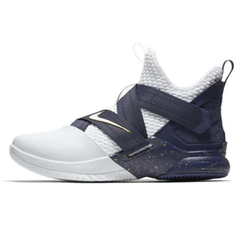 耐克AO4055 LEBRON SOLDIER XII SFG EP篮球鞋