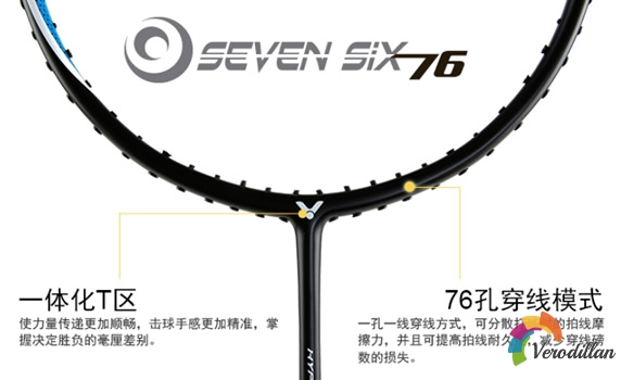 胜利HX-20H羽毛球拍最新细节解析图2