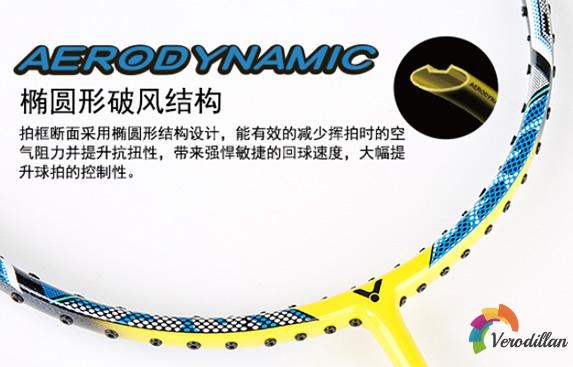 [图文]胜利JS-01羽毛球拍细节深度解析
