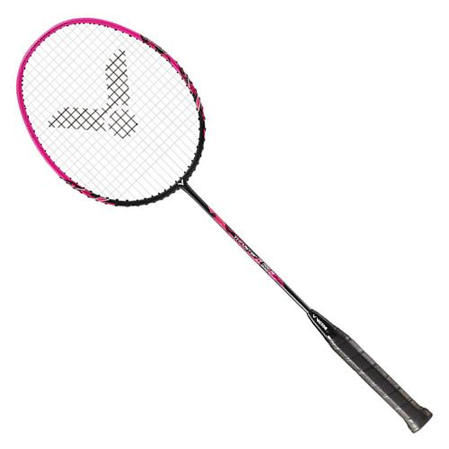 [图文]胜利TK-100羽毛球拍最新细节解析