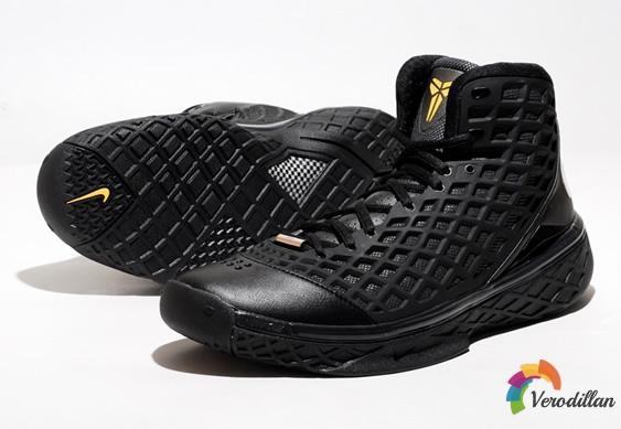 [图文]耐克ZOOM KOBE III篮球鞋简要测评