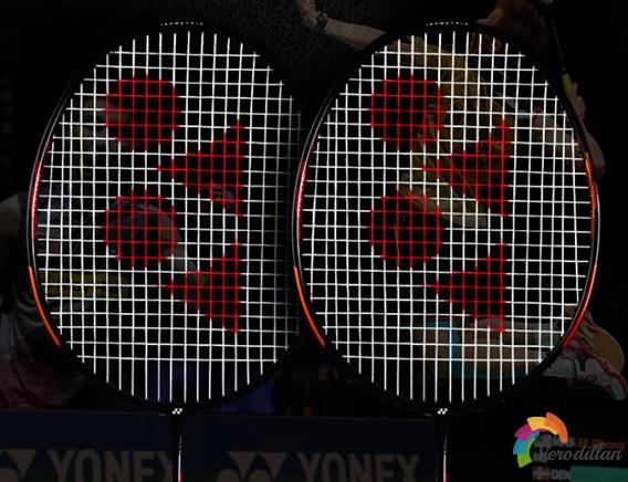 [图文视频]尤尼克斯DUORA33羽毛球拍最新细节解析