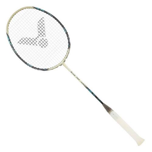 [图文]胜利TK-9000JR儿童羽毛球拍最新细节解析