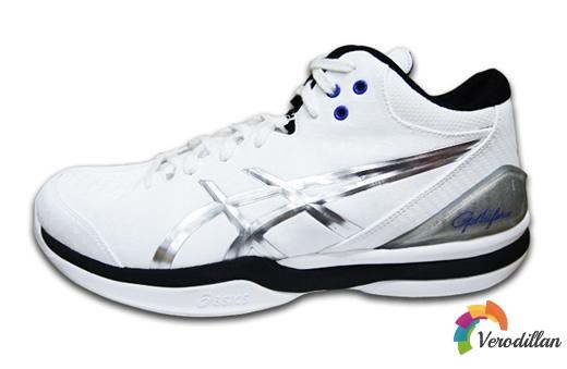 [图文]亚瑟士Geltriforce-wide篮球鞋实战测评