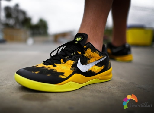 [图文]耐克Kobe 8篮球鞋实战测评
