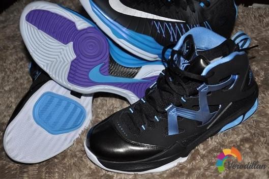[图文]Jordan Melo M9篮球鞋实战测评