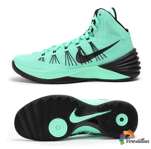 [图文]耐克Hyperdunk 2013篮球鞋简要测评