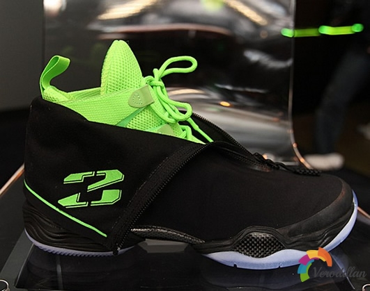 Air Jordan XX8篮球鞋实战测评图2