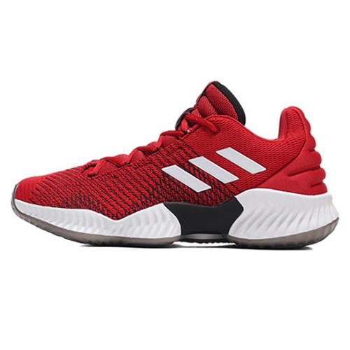 阿迪达斯B41868 Pro Bounce 2018 Low男子篮球鞋