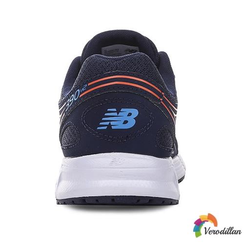 新百伦W390CN2女子跑步鞋图2高清图片