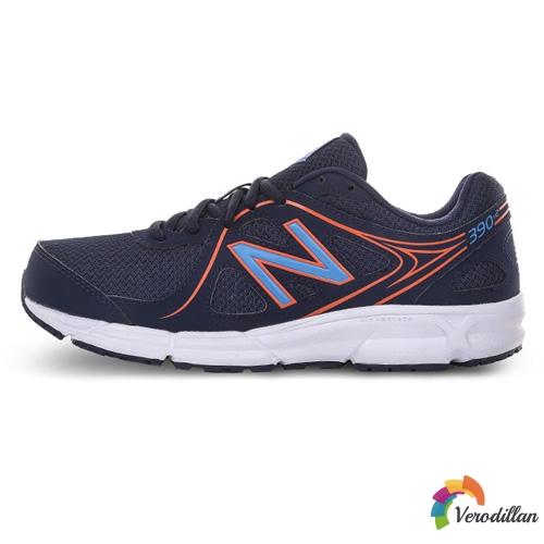 新百伦W390CN2女子跑步鞋图1高清图片