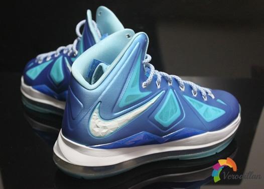 钻石战靴-耐克LeBron X+篮球鞋[实战测评]