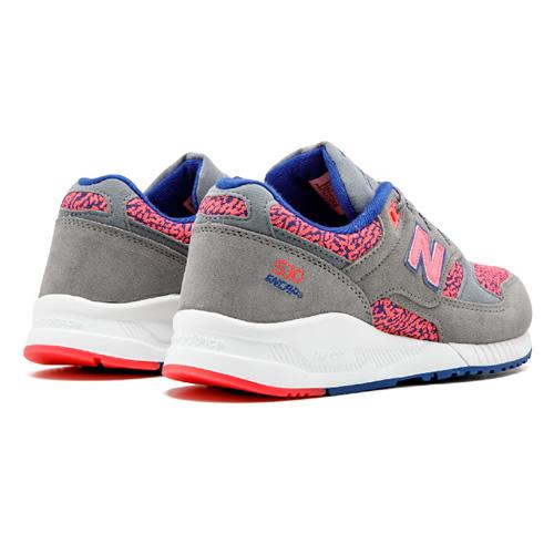 新百伦W530KIE女子跑步鞋图2高清图片