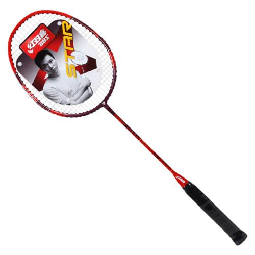 红双喜STAR406羽毛球拍