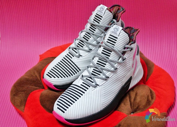 玫瑰依旧绽放-阿迪达斯adidas D ROSE 9