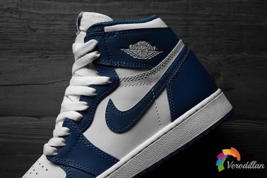 Air Jordan 1鞋面材质曾经用过多少种