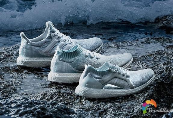 低碳环保-Adidas Ultra Boost系列(海洋蓝)