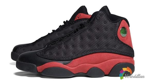 黑红经典不灭-Air Jordan 13背后的故事