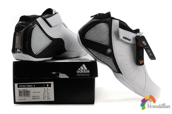 满满的回忆-Adidas T-MAC4球鞋科技简析