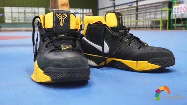 性能有待提升-Nike Kobe 1 Protro实战测评