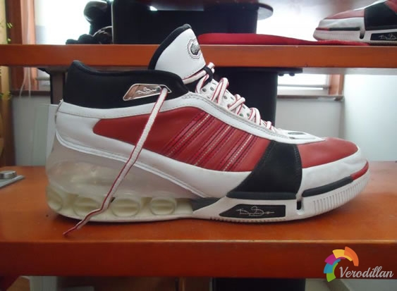 实战硬货-Adidas Bounce Garnett 07全面测评