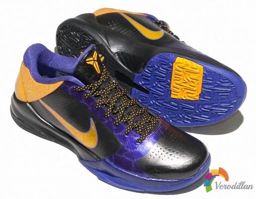 Nike Zoom Kobe 5细节深度解读
