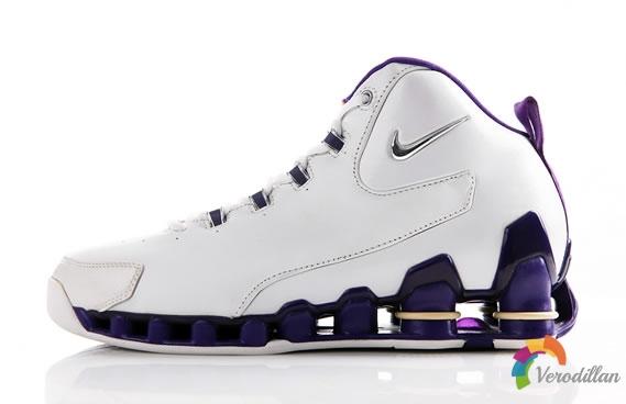 半人半神-Nike Shox VC 3 Toronto限定版细节简评