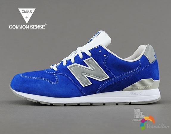 品质之选-NEW BALANCE MRL996SY联名款球鞋简析