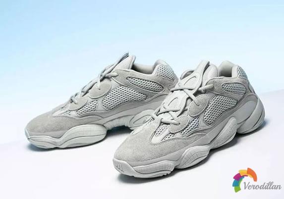 低调冷艳-Adidas Yeezy 500